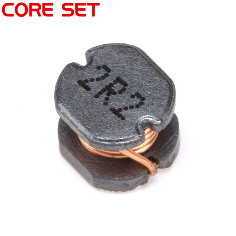 10pcs/lot CD54 2.2UH SMD Power Inductor 2R2 2A Chip inductor 500pcs 1608 0603 2 7uh chip smd multilayer inductor