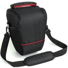 DSLR камеры сумка чехол для Nikon D3400 D5300 D7200 D7100 D810 D750 D5600 D5200 D5100 D3300 D3200 D90 фото водонепроницаемый мешок