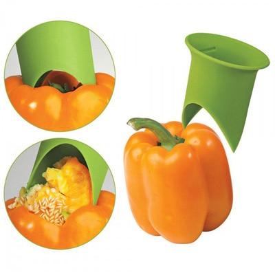 2pcs/set Nordic Creative Kitchen Gadgets Chili Tomato Corers Fruit & Vegetable P