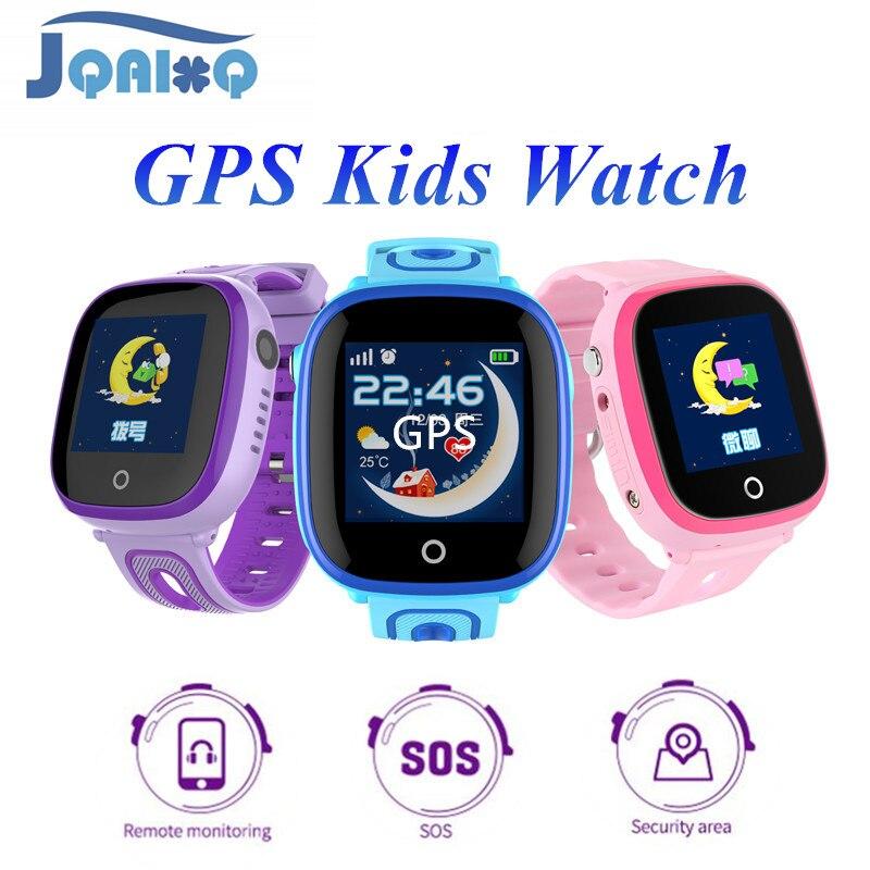 Ds38 Anti Verloren Kind Gprs Tracker Sos Positioning Tracking Smart Telefon Kinder Sicher Uhr Geburtstag Geschenke Für Mädchen Jungen Uhren