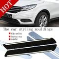 Car Anti-collision Strip Bumper Protector Car Crash Bar Anti-rub Bar Retail Bumper Crash Styling Mouldings rubber bumper strip