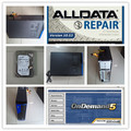 v10.53 alldata repair installed version mitchell ondemand auto repair software with 2tb hdd in computer ready to use