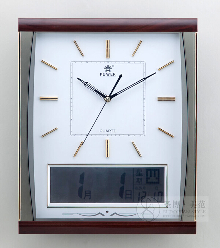 Compra relojes de pared moderno contemporáneo online al por ...