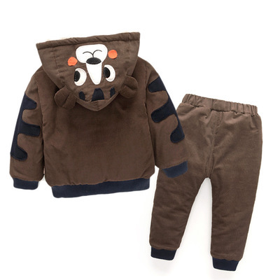 New Year Costume for Boy Autumn Winter Boys Set Clothes Hoodies + Pants Christmas Outfit Kids Clothes Suit for Children Clothing