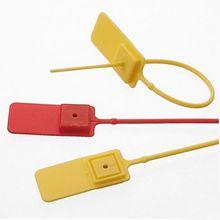 10PCS Plastic Seal Nylon Cable