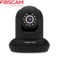 Foscam Home Security Camera 720P HD WiFi IP Camera FI9821P Black