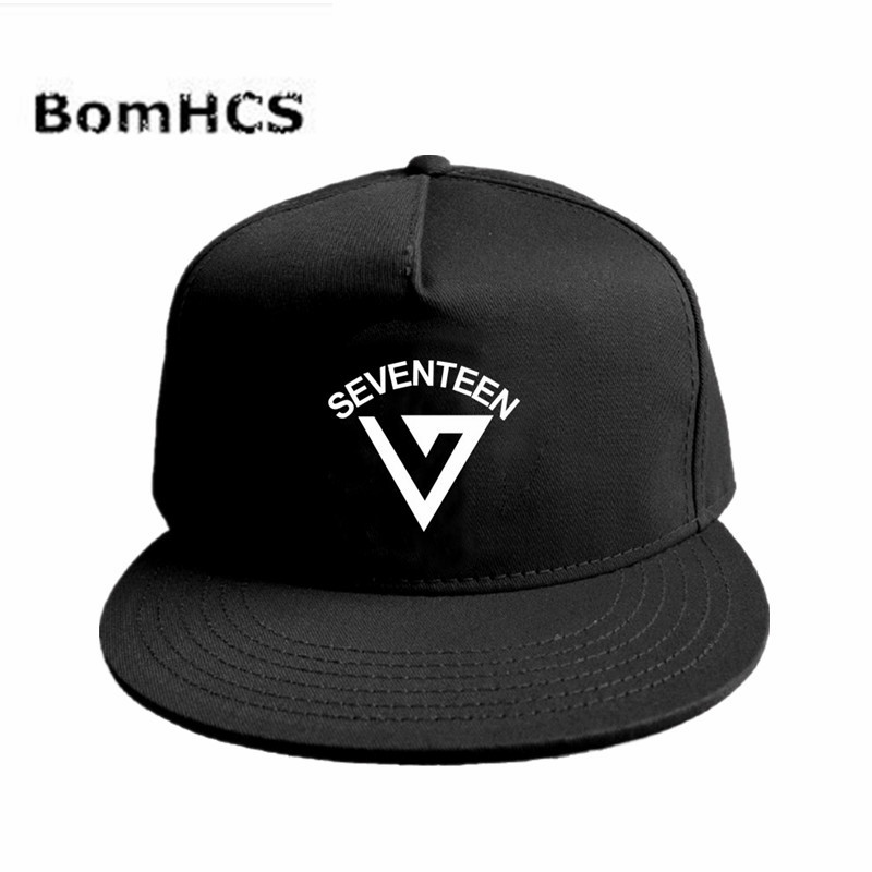 Apparel Accessories Clever Bomhcs Kpop Seventeen 17 S.coups Jeonghan Joshua Jun Hoshi Baseball Cap Snapback Adjustable Fanshion Hat Beneficial To Essential Medulla