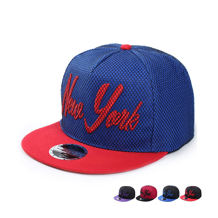 2016 New style Sports New York Embroidery Baseball Caps Golf gorras planas Hip Hop hats Women men Camping Mesh NY snapback
