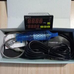 Image 5 - ZHYQ PT124G 121 Melt High Temperature Pressure Sensors for Plastic Extruder 5 Pins & Indicator N70/N80/N90 220VAC Output 2 mV/V
