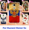 DIY Hard Plastic Printed Shells For Huawei Honor 5X Honor Play 5X Mate 7 Mini GR5 5.5 inch Honor5X mate7 mini Phone Cases Bags