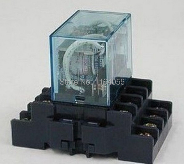 Aliexpress Com   Buy 1pieces Ly4nj Hh64p Ac220v 14pin 10a