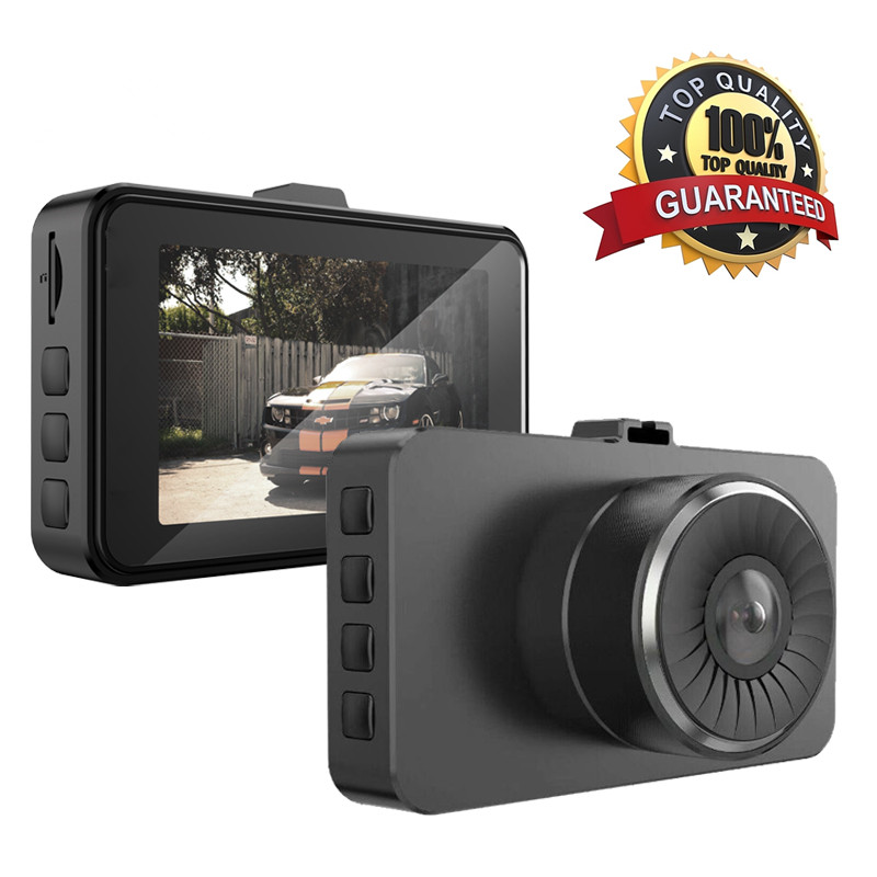 2018 New Mini 3 0 Inch Car Dvr Full HD 1080P Dash Cam Camcorder Video Recorder