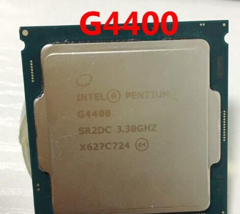где купить KHY For Pentium G4400 g4400 Processor 3MB Cache 3.3GHz LGA1151 Dual Core Desktop PC CPU по лучшей цене