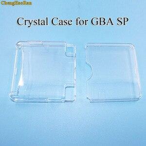 Image 2 - ChengHaoRan 1 pièces Coque De Protection Rigide Étui En Cristal pour Nintendo Gameboy Advance SP GBA SP