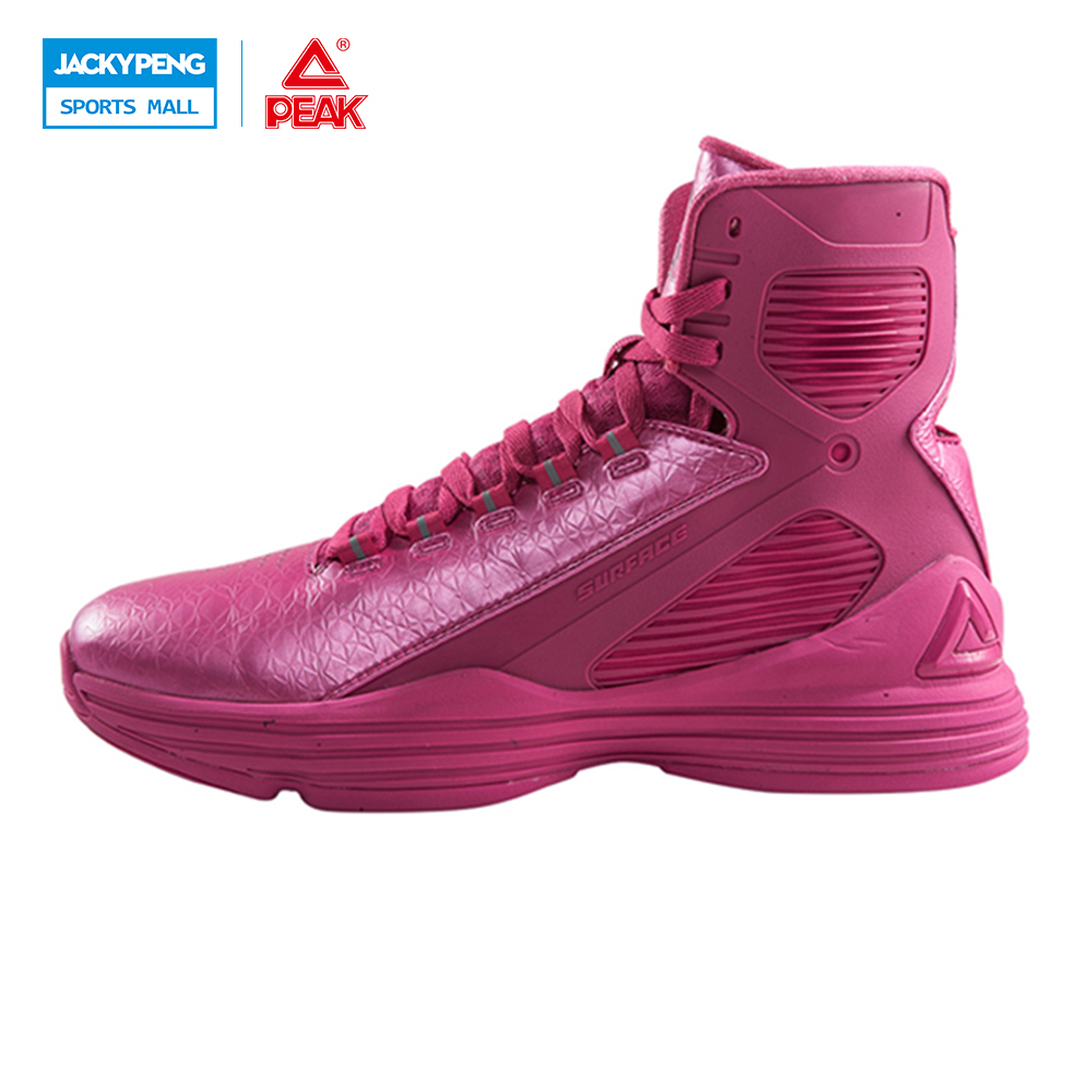 PEAK SPORT Basketball Shoes GALAXY IV Star Models Boots Men Women Basketball Shoes High Top Sneakers Basket Homme peak sport men outdoor bas basketball shoes medium cut breathable comfortable revolve tech sneakers athletic training boots