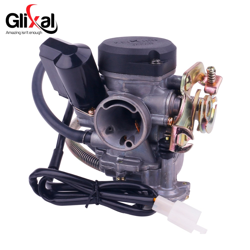 Keihin 18mm GY6 50cc SCOOTER MOPED PD18J CVK CARBURETOR CARB 139QMB 139QMA  ATV QUADS GO-KART BUGGY (PD18J) go-kart