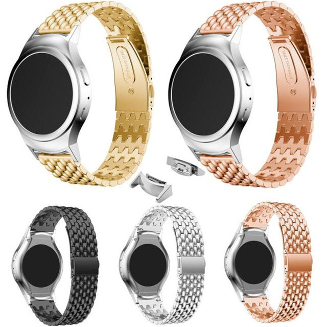Genuine Stainless Steel Bracelet Watch Band Strap Connector For
