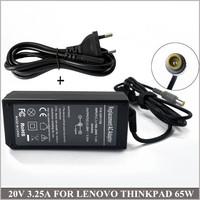 20V 3 25A 65W Laptop AC Adapter Charger For Ordinateur Portable Lenovo ThinkPad X121 X200 X201