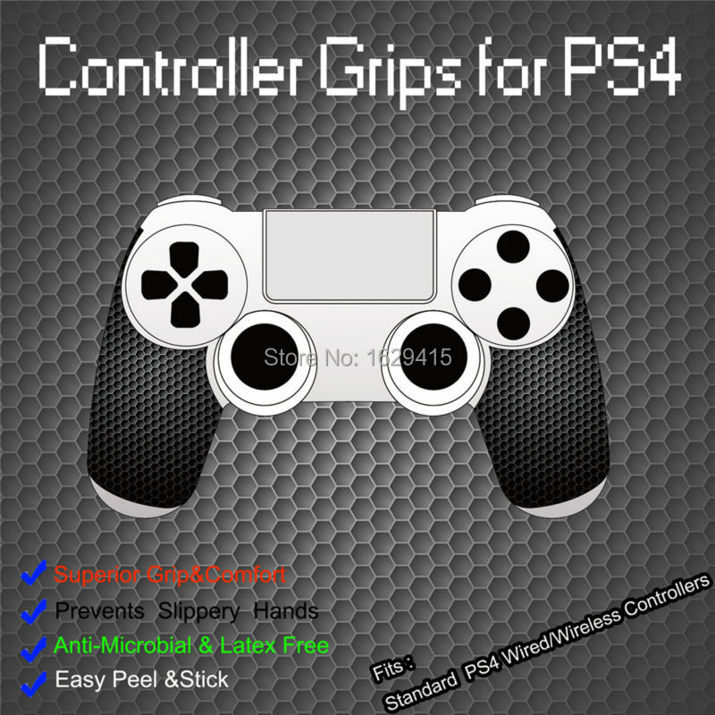 ivyueen-1-pair-black-anti-slip-controller-grips-cover-for-font-b-playstation-b-font-dualshock-4-ps4-pro-slim-control-smarter-squid-hand-grip