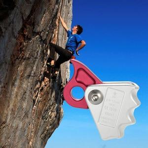 Image 5 - Lixada Cuerda de seguridad para escalada en roca, equipo de protección para 9 12mm