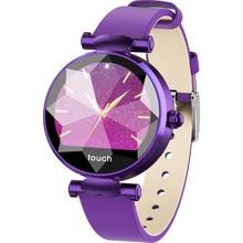 B80 Смарт-часы Для женщин фитнес-трекер умный Браслет IP67 сердечного ритма крови Давление часы Smart Band фитнес-браслет