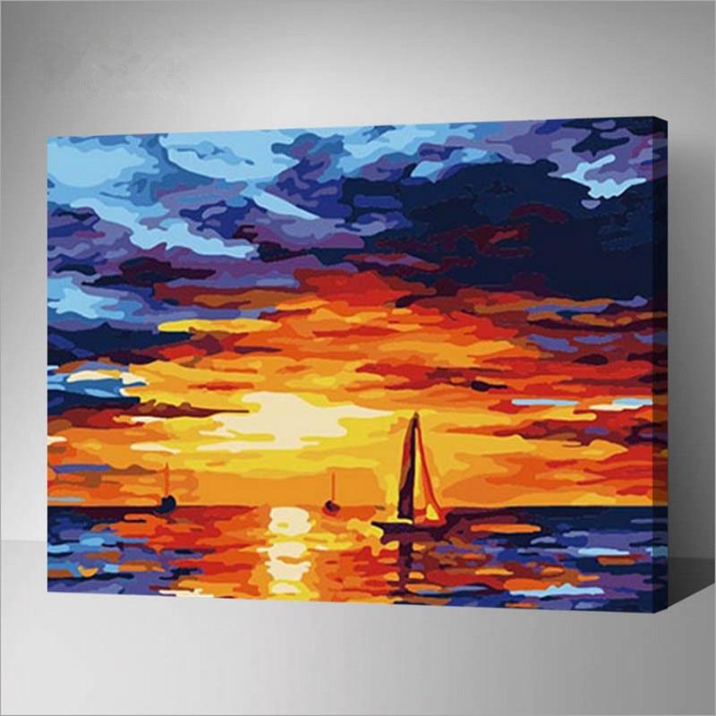 Modern Oil Painting Acrylic