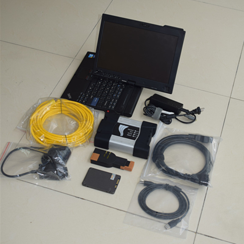 Aliexpress.com : Buy Super X200T Touch Laptop + Best Quality for BMW ICOM Next diagnostic tool