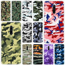 Hot Army Camo Camouflage Soft Silicone Fashion Transparent Case For OnePlus 7 Pro 5G 6 6T 5 5T 3 3T TPU Cover