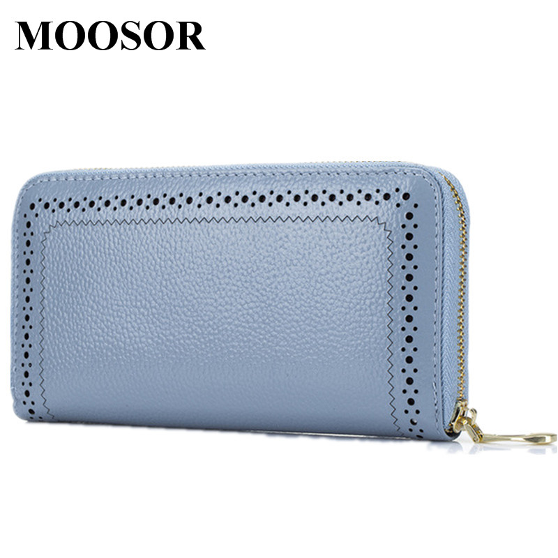 2017 New Genuine Leather Wallet Women Lady Long Wallets Women Purse Female 4 Colors Women Wallet Card Holder Day Clutch DC156 матрас lonax strutto cocos s1000 200x190