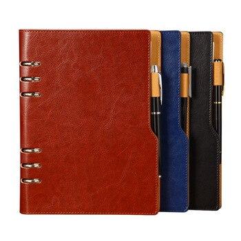 цена A5/B5 Spiral Notebook Agenda Personal Journal Diary Planner Organizer Dokibook Mini Gift Travel Notepad School Office Stationary онлайн в 2017 году
