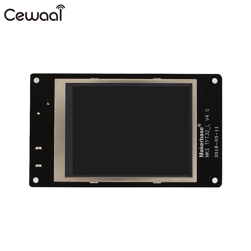 MKS SBASE V1.3 écran tactile couleur carte mère écran d'affichage imprimante 3d affichage exquis Durable