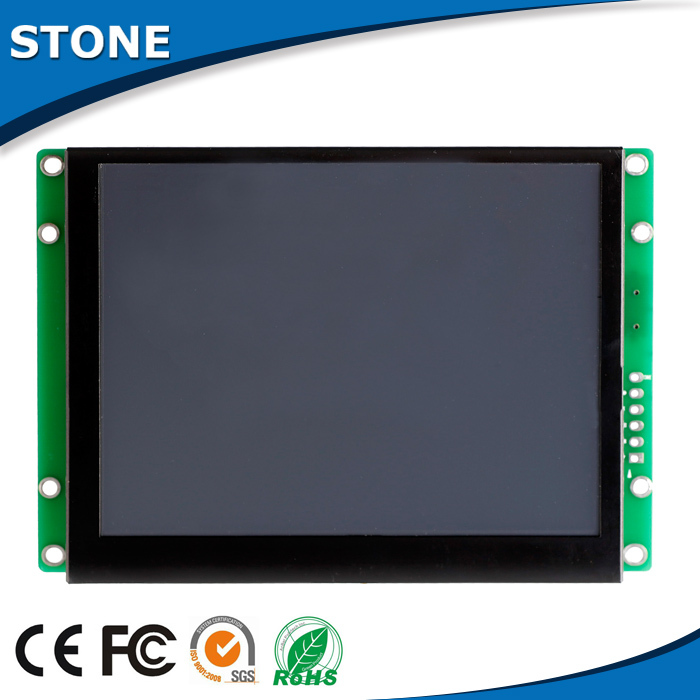 LCD zoll States Display