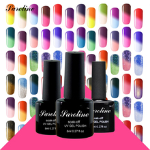 saroline brand Gel Polish Temperature Changing Gel lucky Color UV Gel Nail Polish Nail Gel Led UV Soak off vernis semi permanent