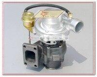 WT3T4 T3T4 TO4E T04E Compressor A/R 0.60 entrada de AR 0.63 Universal Turbo Refrigerado A Água do Turbocompressor Híbrido Turbina T3 saída V-band