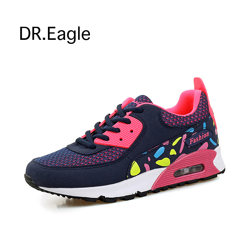 Comfortable breathable womens running shoes athletic brand ...