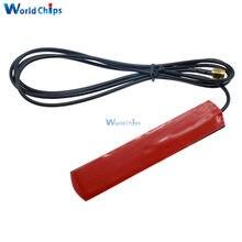 Antenne universelle GSM GPRS, câble SMA mâle 433 Mhz 433 dbi, raccordement DAB 5W, vente en gros