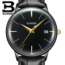 BINGER Mechanical Men watch Luxury Brand Mens Automatic Watches Sapphire Wristwatches Male Watch Waterproof Reloj Hombre B5078M2