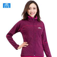 Topsky Autumn 3 colors women fleece jacket, high quality softshell jacket women S~2XL winter sport jacket women Free Shipping