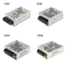 5v power supply DC12V,15V,24V,48V unit Small volume switching AC DC 24volt LED Power Supply source smps