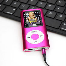 "Hot New Slim Mini 1.8 ""LCD 4 MP4 Video Player and FM Radio Using the Micro SD Card / TF Card Slot Music Player Clips eBook"