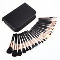 10 jogos/lote profissional Pincel de Maquiagem SG Kit completo - cobre 29 pcs Extravaganza pincéis de Maquiagem conjunto com logotipo, Frete grátis