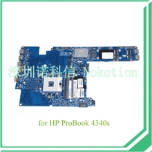 Richie MB 11241-1 48.4RS01.011 696335-001 For hp probook 4340s Laptop motherboard HD4000 DDR3