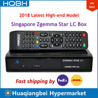 2015 Singapore Starhub HD Cable TV Set Top Box Streambox D1c Dual Systems With Android IPTV