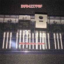 새로운 원본 수입 IRFB4227PBF IRFB4227 FB4227 MOSFET 200 V 65A TO 220 10 개/몫