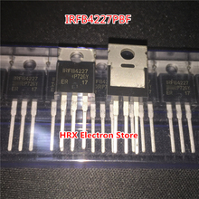 Nuovo Originale di Importazione IRFB4227PBF IRFB4227 FB4227 MOSFET 200 v 65A TO 220 10 pz/lotto
