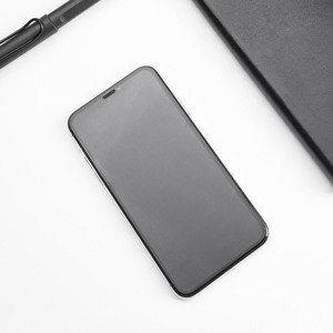 Image 5 - Xiaomi Protector de pantalla de cobertura completa 3D película protectora de pantalla de vidrio templado a prueba de arañazos para iPhone XS MAX/XS/X/XR/8P/8/7P/7