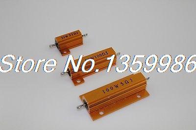 10pcs  15 Ohm  15R 50W  5 Watt Power Metal Shell Case Wirewound Resistor коврик для мышки printio узор линии