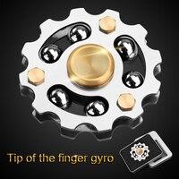 DODOELEPHANT Fidget Spinner Hand Spinner Finger Spinner Spiner Metal For Autism Kids/Adult Anti Relieve Stress Toy TL-15