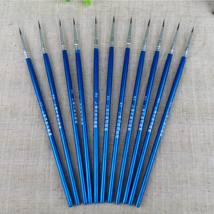 1PC Fashion New Tiny Liner Acrylic Nail Art Tips Design Pen Painting Drawing Brush DIY Drop Shipping ...