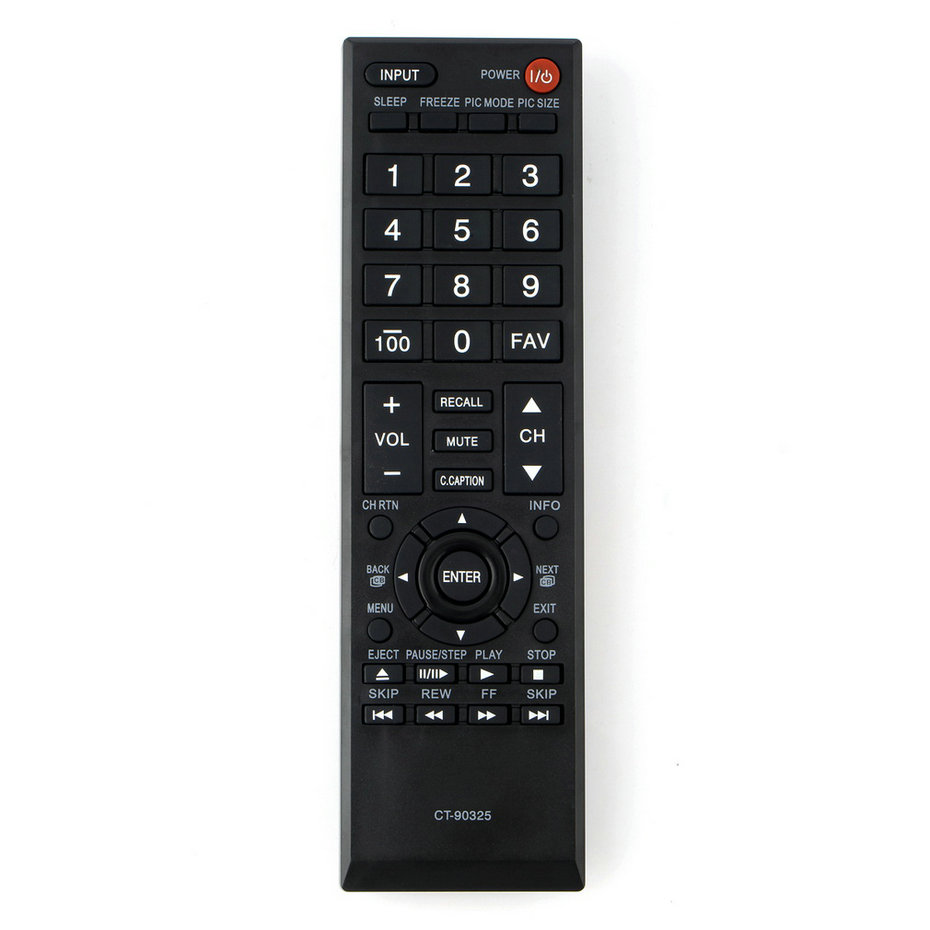selling Remote Control CT90326 and CT-90326 75014827 For Toshiba LCD TV Compatible CT-90325 CT-90351 CT-90329 Promotion